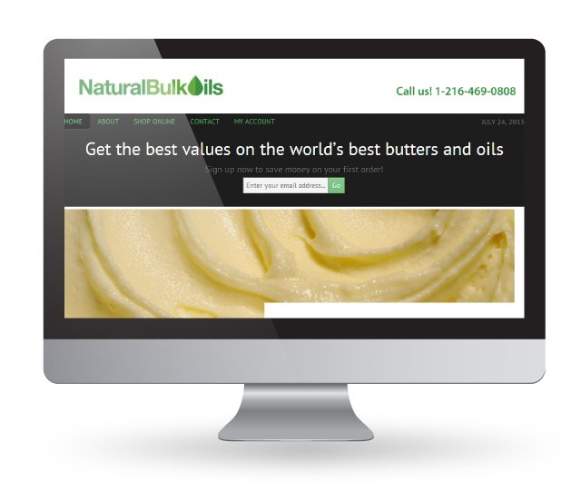 NBO Laptop Natural Bulk Oils