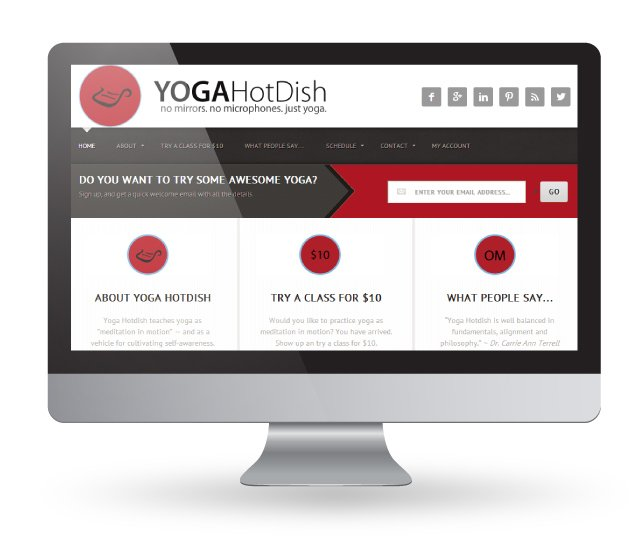YDH Client Artwork YogaHotDish